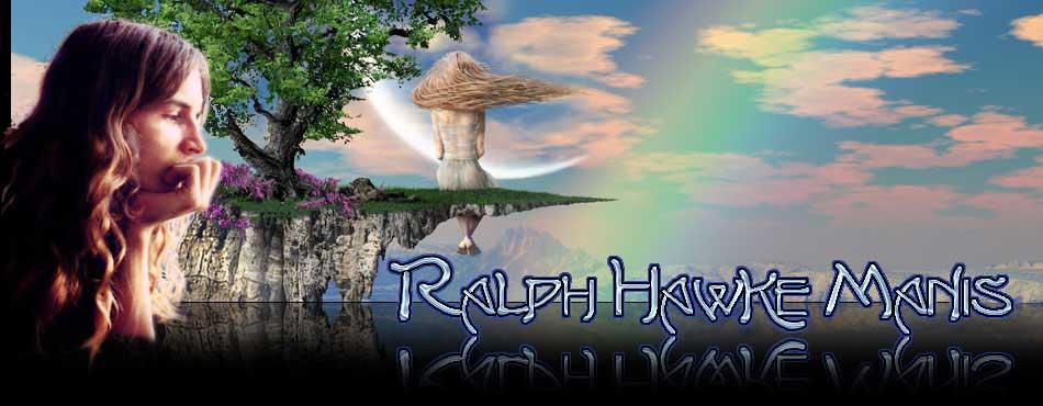 Artist Ralph Hawke Manis