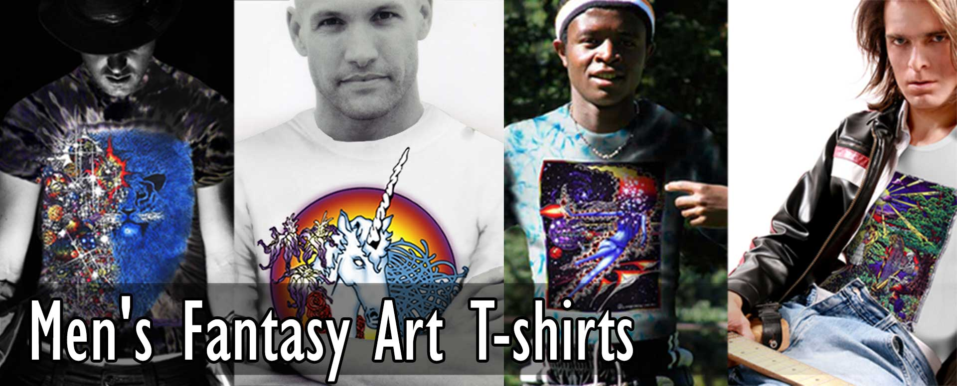 Men's Fantasy Art T-shirts