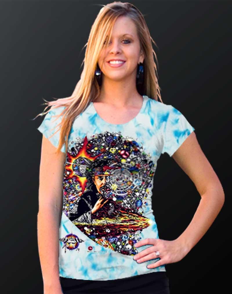 Pigpen Grateful Dead T-shirt Women's Inspired - Hog