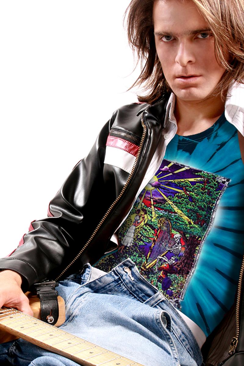 Grateful Dead T-shirt Men's Inspired - Inspiration